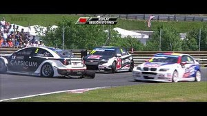 Muller and Lopez win at the Salzburgring - Citroën WTCC 2014