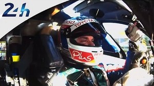 Le Mans 2014: Problem door for Toyota #7
