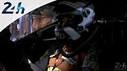 Le Mans 2014: André Lotterer in qualifying releasing