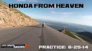 Honda from heaven.