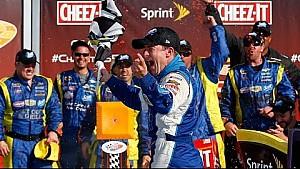 Allmendinger: 'We won a Sprint Cup race Jerry!'