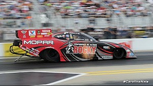 Matt Hagan runs the best on Friday in Charlotte | NHRA