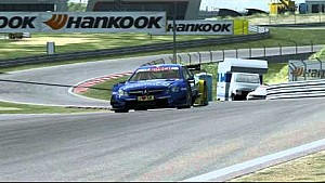 Zandvoort - Virtual Lap with Gary Paffett in the Mercedes-Benz DTM Beast!