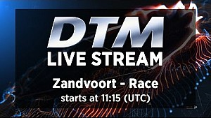 DTM Zandvoort 2014 - Race Live