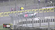 V8 Supercars David Wall Crashes Hard Pukekohe 2014