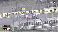 V8 Supercars David Wall Crashes Hard Pukekohe 2014