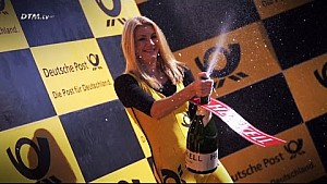 DTM Final Hockenheim 2014 - Grips Girl
