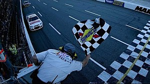 Junior's late-race pass gets him the win