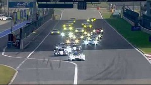 FIAWEC 6 Hours of Shanghai Race Day Highlight with comment