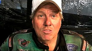 John Force after his Runner-Up at Las Vegas