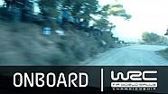 Onboard: Robert Kubica SS02/ RallyRACC - Rally de Espana 2014