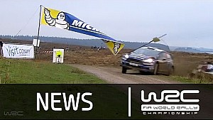 Wales Rally GB 2014: Review Clip