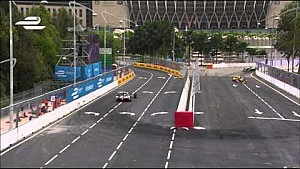 Putrajaya ePrix race highlights