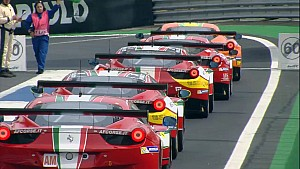 FIA WEC 6 Hours of Sao Paulo qualifying highlight