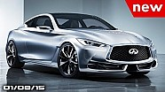 New Infiniti Q60 Coupe, BMW is Top Luxury Brand, Ariel Nomad- Fast Lane Daily