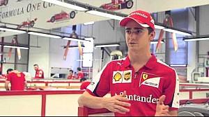 "Esteban Gutierrez: ""I'm keen to learn quickly"""