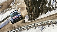 Rallying in Monte Carlo - FIA World Rally Championship 2015