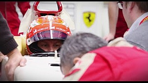 Kimi in the SF15-T