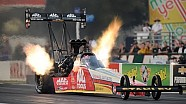 Doug Kalitta runs 327.59 mph to top qualifying at the 2015 #Winternats