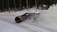 Lo mejor del Rally de Suecia - 2015