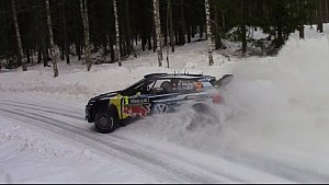 The best of Rally Sweden - 2015