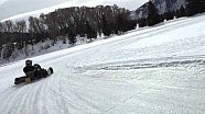 Ice Karting with Lucas di Grassi @ Aspen, CO