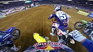 Onboard with Ken Roczen - Main Event Supercross 450SX from Arlington