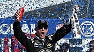 Harvick: 'It feels so good to win here'