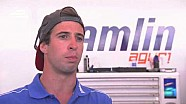 Miami ePrix Antonio Felix da Coata - entrevista previa a la carrera