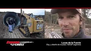 Lucas de la Fuente nos habla del MXGP Argentina