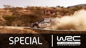 WRC Rally Guanajuato México 2015: Kubica/ Tech Special