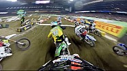Onboard with Colt Nichols - Main Event Lites from Detroit