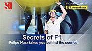 Secretos de F1 -¡La fábrica de Sauber F1 Team!