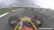 Indycar: impresionante accidente entre Sébastien Bourdais, Ryan Hunter-Reay y Simon Pagenaud