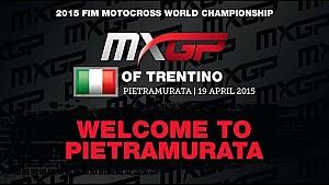 Bienvenido a MXGP de Trentino 2015