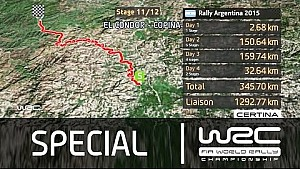 WRC Rally Argentina 2015: The 12 Stages