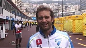 Monaco ePrix - Jarno Trulli: