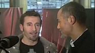 Max Biaggi incontra la stampa al Motor Show