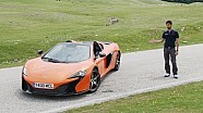 McLaren 650S Spider | La prova dell'anti-Ferrari inglese [ENGLISH SUBTITLED]