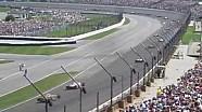 Fanático 2015 Indy 500 perspectiva