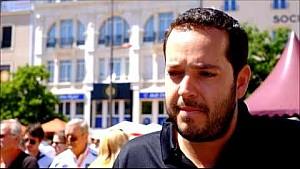 Ricardo González se prepara para Le Mans