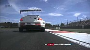 The best action from race 2 in Moscow
