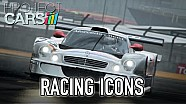 Le DLC Racing Icons Car Pack arrive pour Project CARS