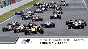 F3 Europe - Spa-Francorchamps - Course 1