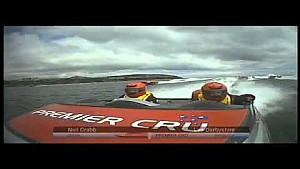 2007 Honda Formula 4-Stroke powerboat Series the IoM-150hp