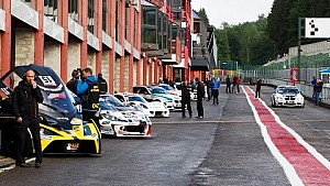 Competition102 GT4 European Series - Race 2 - Spa-Francorchamps 2015