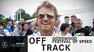 EXCLUSIVE! Nico's access all areas Goodwood diary
