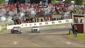 Supercar final: Höljes RX - FIA Campeonato del Mundo de Rallycross