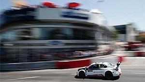 Tentative de dépassement et crash de Sébastien Loeb à Vila Real