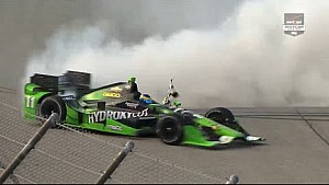 IndyCar 2015 - Résumé du Milwaukee Mile